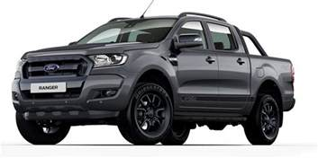 2017 ford ranger fx4 pricing and specs photos 1 of 6