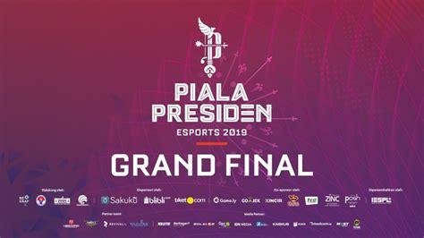 final piala presiden esports  panggung arena day