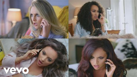 download hair by little mix little mix hair official video ft sean paul youtube