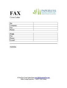 Cover Letter Word Count by Free Sample Color Fax Cover Sheets My Paperless Fax