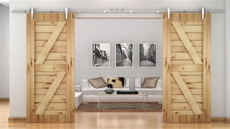 Tips Tricks Brilliant Barn Style Doors For Home How To Build Barn Style Doors