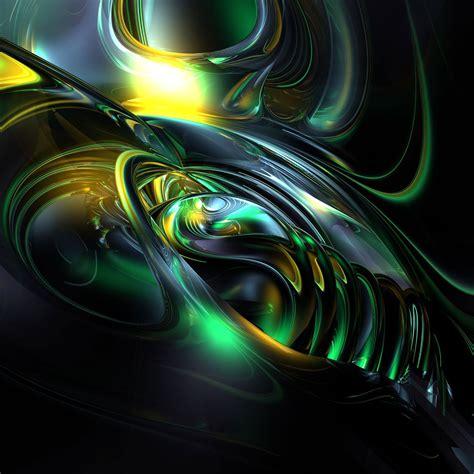 fractal art ipad wallpapers