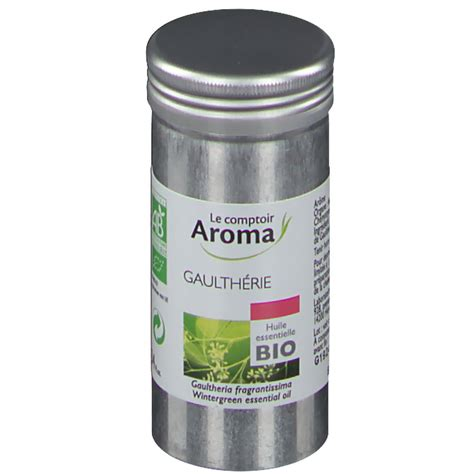 Comptoire Aroma by Le Comptoir Aroma Huile Essentielle Bio Gaulth 233 Rie Shop