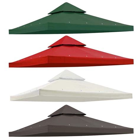 Patio Awning Replacement Covers by 12x12 Gazebo Patio Canopy Top Replacement Outdoor Garden