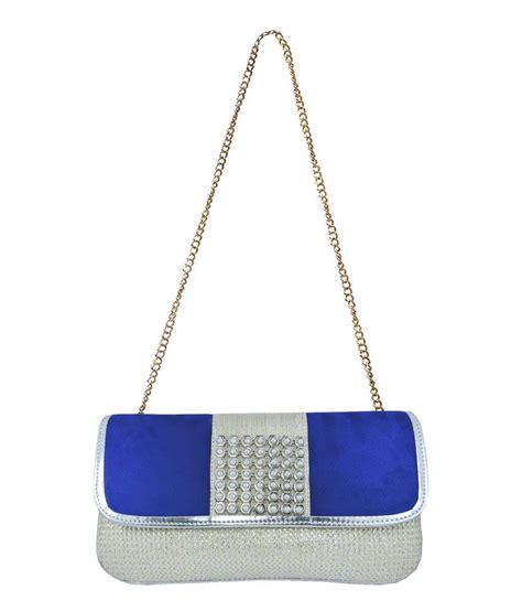 Blue Sling Bag buy ambica blue sling bag at best prices in india snapdeal