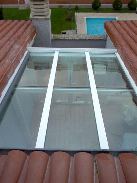 techo de vidrio techos de cristal fijos y m 243 viles aluminios no 225 in gar 233 s