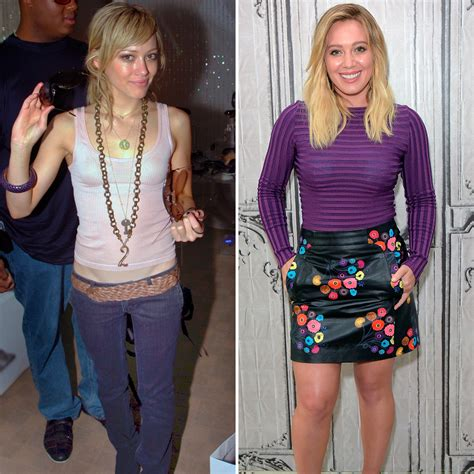 Hilary Duff Has Indeed Gained A Few The Website who look great after weight gain