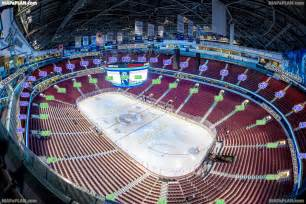 Rexall Floor Plan vancouver playoff opener plenty of seats left