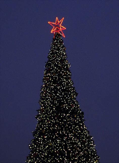 union square tree lighting tree lighting in union square
