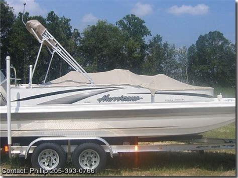 hurricane boats for sale by owner 2005 hurricane fun deck by owner boat sales