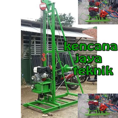 Mesin Bor Di Carrefour jual mesin bor sumur mesin bor tanah harga murah bogor oleh cv kencana jaya teknik bogor