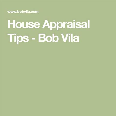 house appraisal tips 25 best ideas about new house checklist on pinterest tips for moving house