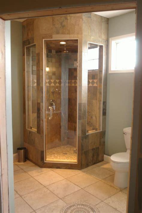 Corner Entry Shower Door Frameless Shower Door Corner Shower Frameless Shower Doors Pinte