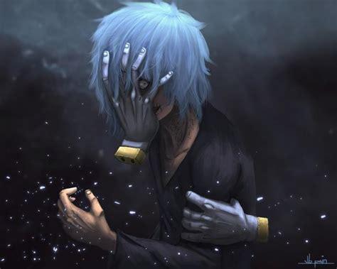 hero academia tomura shigarakivillain hd wallpaper
