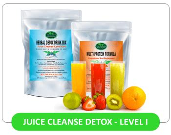 48 Hour Juice Detox by Home A Choice For Nutrition Counselors