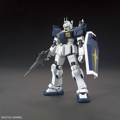 Gundam 1 144 Hg Gundam Ground Type S Gundam Thunderbolt Ver gundam 1 144 hg thunderbolt rx 79 gs gundam ground type s