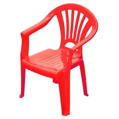 Chaise enfant Rouge SUN & SPORT : King Jouet, Maisons