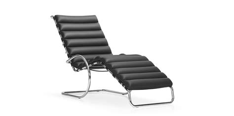 mies chaise chaise longue 242 van ludwig mies van der rohe
