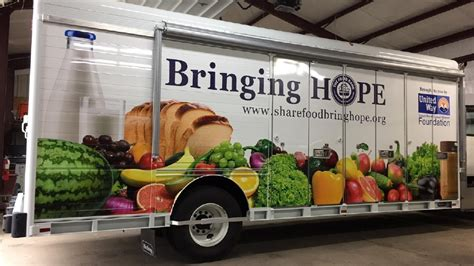 mobile food pantry will feed more local families in need