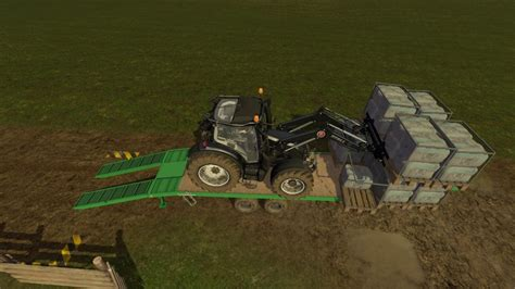 Ls You Can Put Things In by Wide Pallet Fork V 1 0 Fs17 Farming Simulator 17 Mod