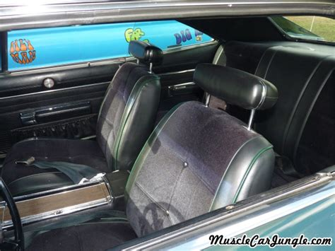 1969 dodge charger seats 1969 charger seats