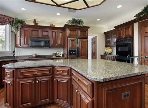kitchen island with granite kitchen island designs layouts great lakes granite marble
