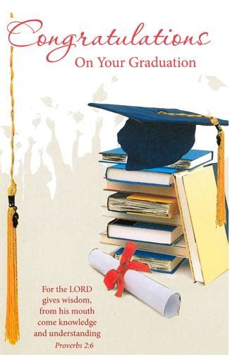 Congratulations On Your Graduation Greeting Card 238 89449