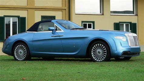 Rolls Royce Greatest Hits by Take A Look At Pininfarina S Greatest Hits
