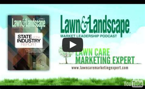 company news lawn care marketing expert