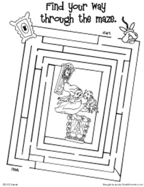 alice in wonderland printable activity sheets free alice in wonderland activities 3 total and the