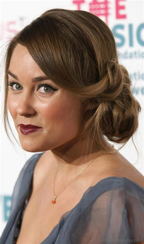 9 Elegant Side Swept Updo Hairstyles For Cute Face