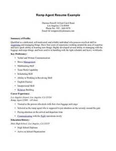 Airline Sle Resume by Airline Sales Resume