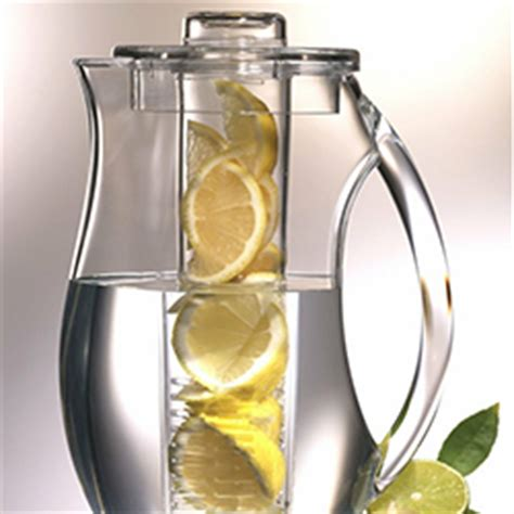 Infused Water Jug recommended pitchers products infused waters