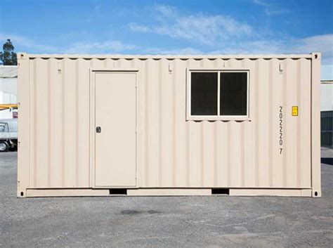 Office Container site office in melbourne portable office containers