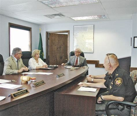 Geauga County Sheriff S Office by Commissioners Ok Funding For Corrections Program