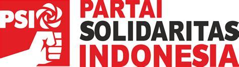 logo partai solidaritas indonesia psi logo lambang