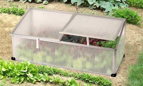 mini serra da giardino mini serra da terrazzo o giardino groupon goods
