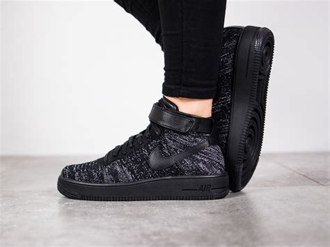 Nike 1 For s shoes sneakers nike air 1 flyknit 818018 002