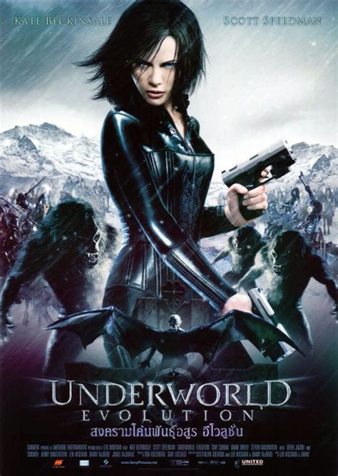 Film Online Gratis Underworld 1 | underworld evolution 2006 movie poster 4 scifi movies