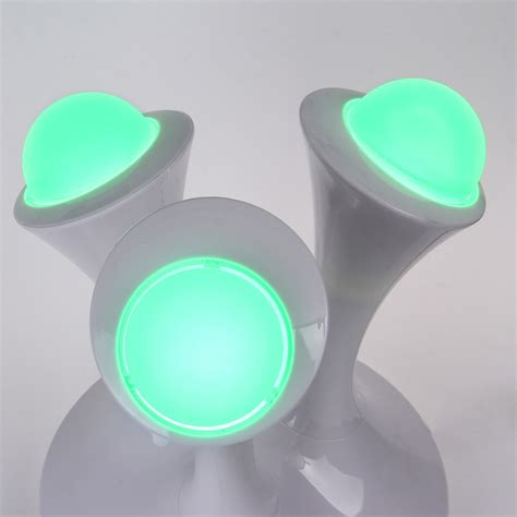 Glowing L With Removable Balls by Led Multi Colored Shaped Light With
