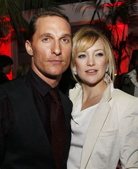 Kate Hudson And Matthew Mcconaughey At The Premiere Of Fools Gold by Kate Hudson And Matthew Mcconaughey Photos Photos