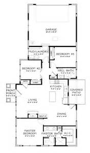House Plans With Cost Estimates 1 Story Craftsman House Plans House Design Plans