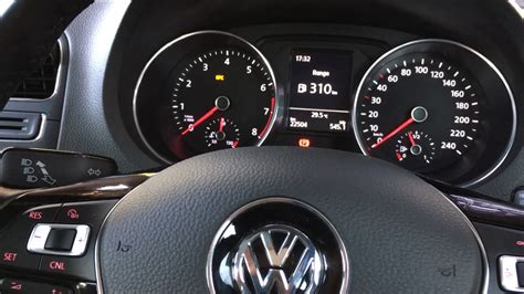 electronic stability control 1986 volkswagen golf seat position control vw polo jetta golf tsi 2015 2016 2017 and newer reset long term statistics vw touch interface