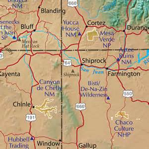 us map four corners map of the four corners area of us pictures to pin on