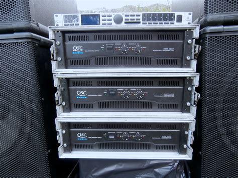 Power Lifier Qsc 5050 qsc rmx 5050 image 889299 audiofanzine