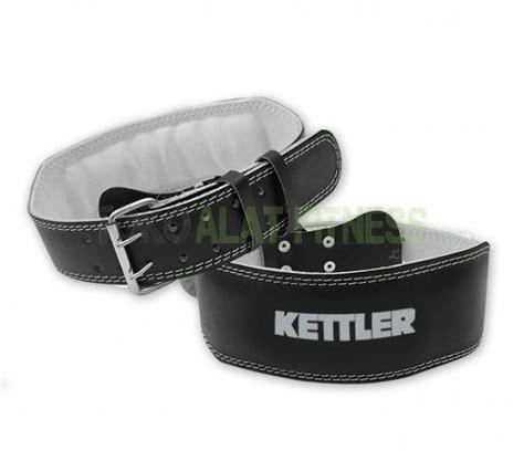 Sabuk Fitness Kettler kettler sabuk kulit fitness size m toko alat fitness