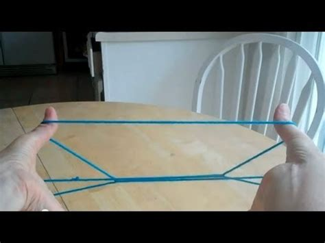 Step By Step String - cup and saucer with string step by step