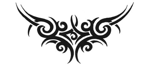 tribal tattoo upper back 20 awesome lower back tribal tattoos only tribal