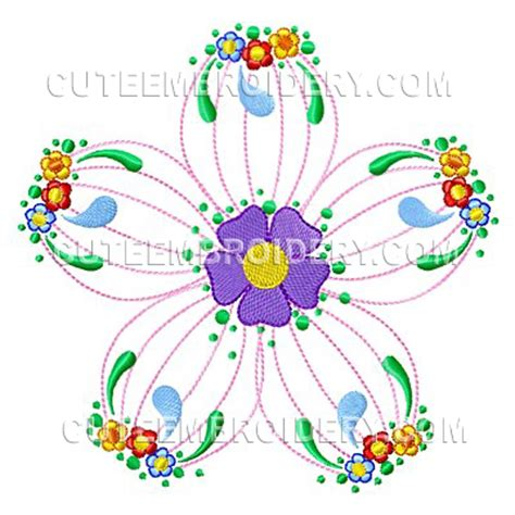 design embroidery 2015 flower freeembroiderydesigns com