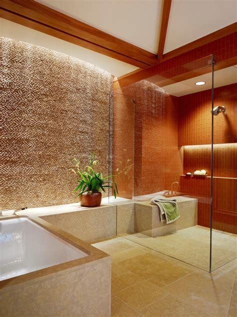 exceptional tropical bathroom interiors designed  impress